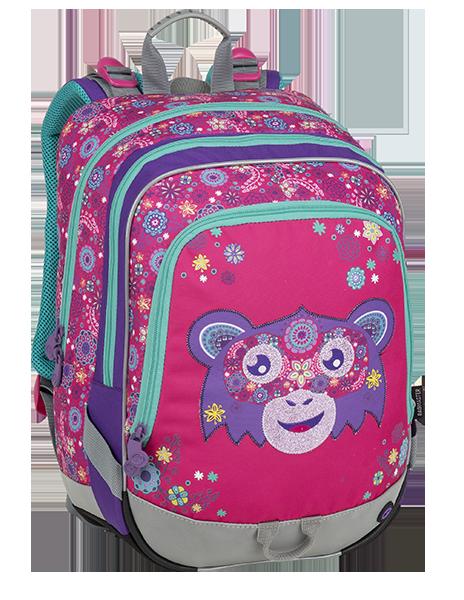 1c0704bba1 Školní batoh pro prvňáčky BAGMASTER ALFA 9 A