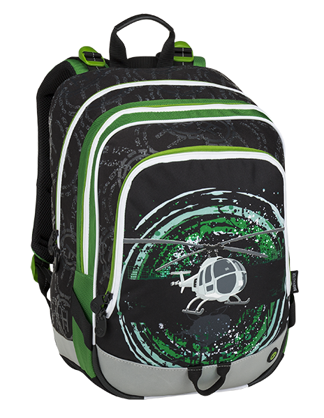 f8f4e50286 Školní batoh pro prvňáčky BAGMASTER ALFA 9 D
