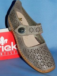 18c1776257 Dámská obuv RIEKER 41366-62 CELOROČNÍ empty