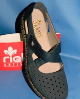 6c52006cc6 Dámská obuv RIEKER 46345-14 CELOROČNÍ empty