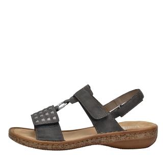 750392c51d9f Dámská obuv RIEKER 62883-42 LETNÍ empty