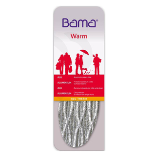 Vložky do bot BAMA - ALU THERM - WARM